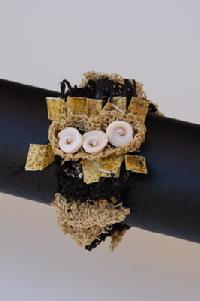 Bracelet by Claire-Lise Matthey Anderegg